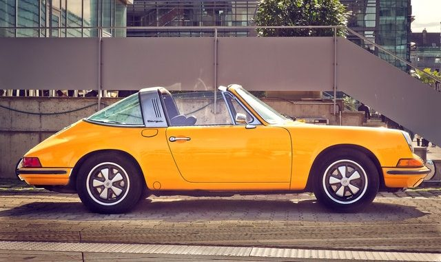 collector car insurance in NJ